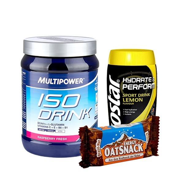 Kohlenhydrate für Sportler