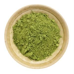 Grünes Hanfprotein-Pulver