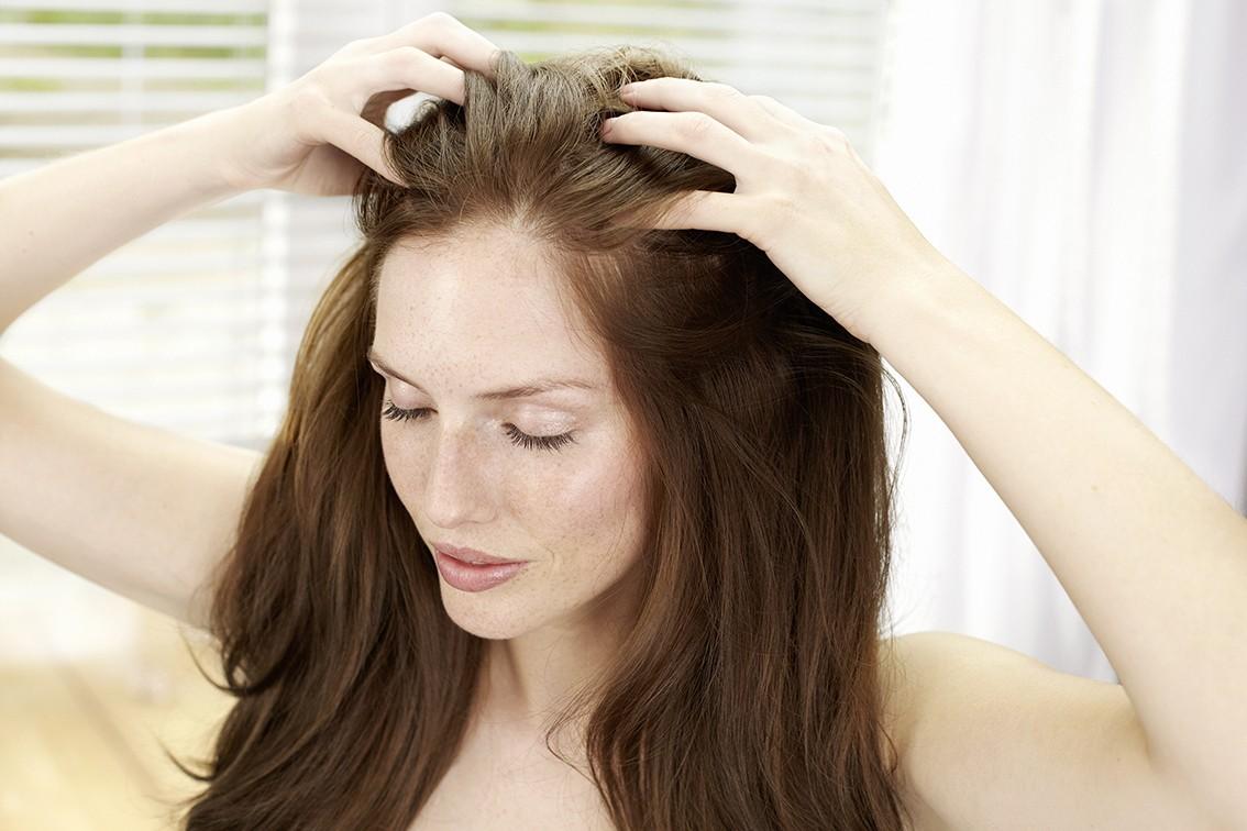 Kapus die professionellen Mittel für das Haar