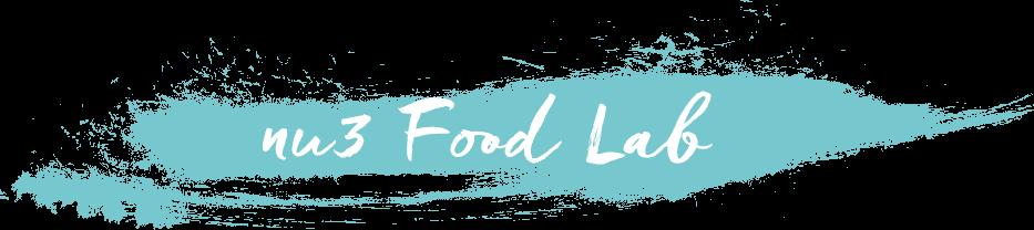 nu3 Food Lab