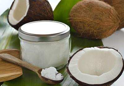 Kokosöl, exotischer Genuss