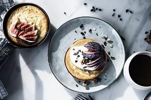 Mandelmehl Pancakes