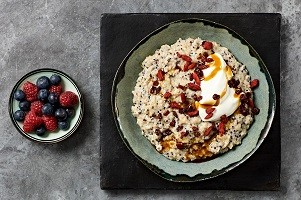 Superfood Quinoa Porridge