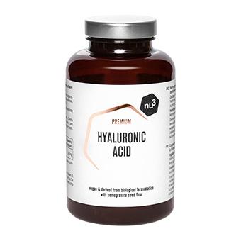 nu3 Acide hyaluronique végétal