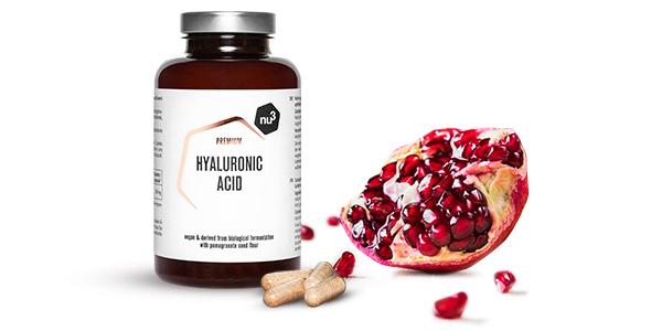 nu3 acide hyaluronique en gélules