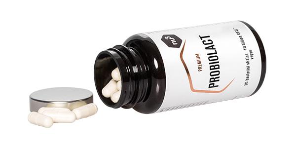 nu3 Premium Probiolact Nahrungsergänzung in Kapselform
