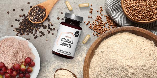 nu3 Vitamines B Complexe