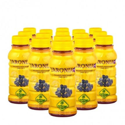 Fine Fruits Club Bio Aronia Smoothie (16 x 250 ml)