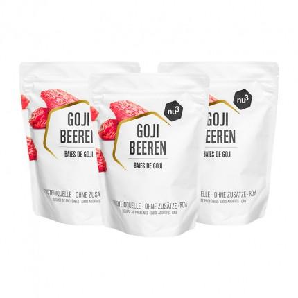 2,5 kg nu3 PURE NATURE Goji Beeren