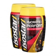Isostar Hydrate & Perform Cranberry Red Fruits Pulver