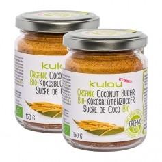 Kulau Gourmet Bio Kokosblütenzucker Pure