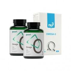 PurePharma Omega-3 + nu3 Omega-3 Vegan