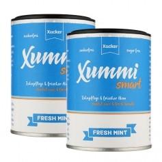 Xucker Xummi smart Zahnpflegekaugummis, fresh mint