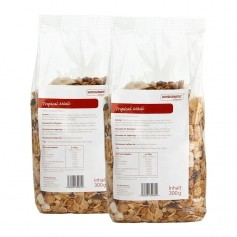 Konzelmann's Low Carb Müsli Tropical Doppelpack