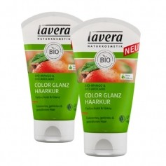 Lavera Hair PRO Color Glanz Haarkur Doppelpack
