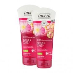 2x Lavera Hair PRO Repair Vårdande Balsam
