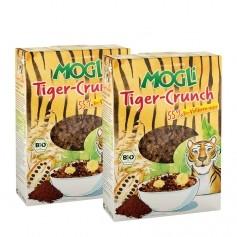 Mogli Tiger-Crunch Bio-Kakao-Crunch Müsli Doppelpack
