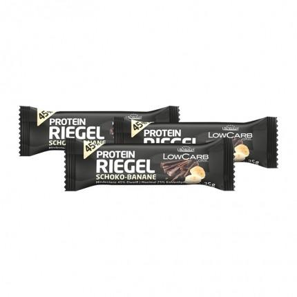 3 x Layenberger LowCarb.one Protein-Riegel Schoko-Banane günstig kaufen