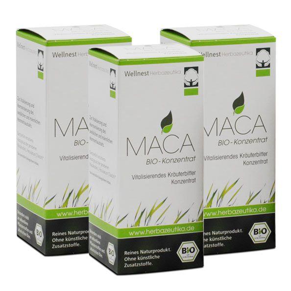 maca bio konzentrat bei nu3 schnell und g nstig kaufen. Black Bedroom Furniture Sets. Home Design Ideas
