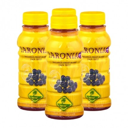 Fine Fruits Club Bio Aronia Smoothie (4 x 250 ml)