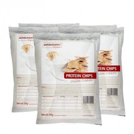 5 x Konzelmann´s Original Protein Chips Onion Cream günstig kaufen