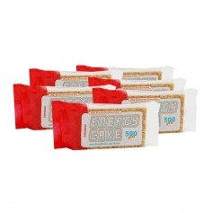 6  x Energy Cake Himbeer, Riegel