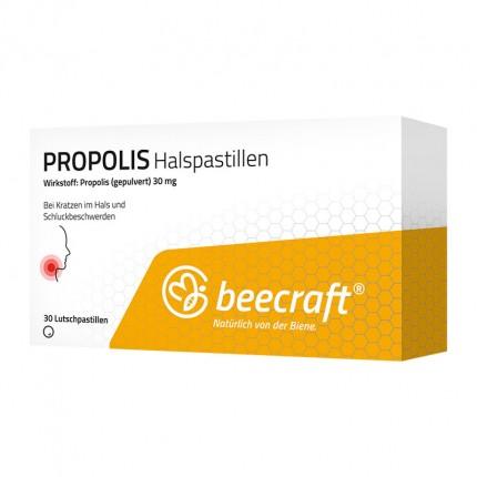 Sanhelios Aagaard Propolis Halspastillen (30 Tabletten)