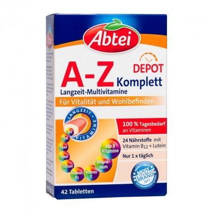 A-Z Complete (42 Tabletten)