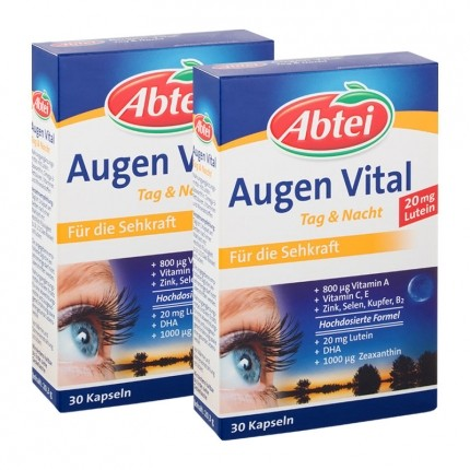 Augen Vital (2 x 30 Kapseln)