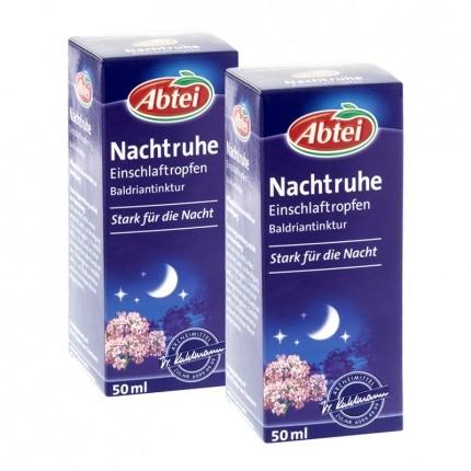 Nachtruhe, Einschlaftropfen (2 x 50 ml)