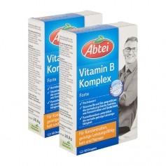 2 x Abtei Vitamin B Komplex Forte, Dragees