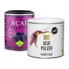 nu3 Bio Acai + Fine Fruits Club Bio Acai