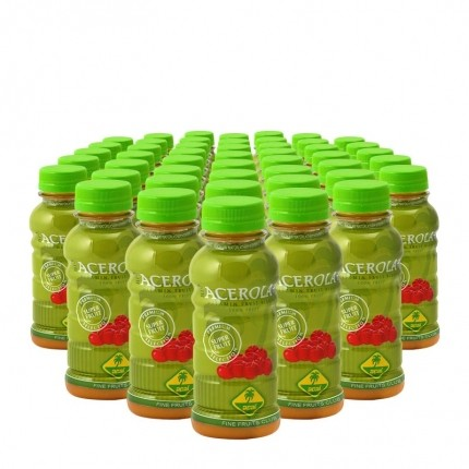 Fine Fruits Club Bio Acerola Smoothie (48 x 250 ml)