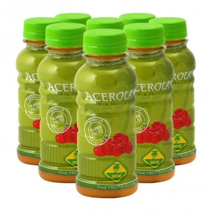 Fine Fruits Club Bio Acerola Smoothie (8 x 250 ml)