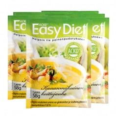 6 x ACKD Easy Diet Hønsekødssuppe