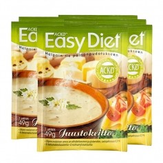 6 x ACKD Easy Diet Juustokeitto