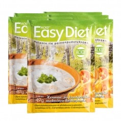 6 x ACKD Easy Diet Kantarelsuppe