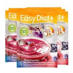 6 x ACKD Easy Diet Kuningatarkiisseleitä - nyt nu3:lta