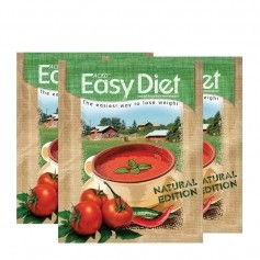 3 x ACKD Easy Diet Natural Edition Tomaatti-chilikeitto
