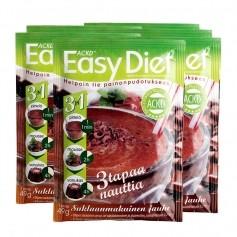 6 x ACKD Easy Diet Suklaapirtelö