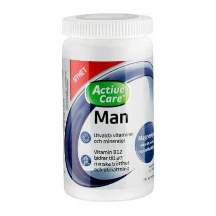 Active Care Man - 150 st
