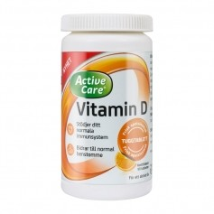 Active Care Vitamin D - 90 st