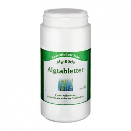 Alg-Börjes Algtabletten 500t