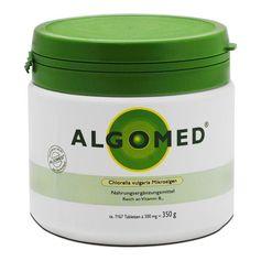 Algomed Chlorella Algae Tablets
