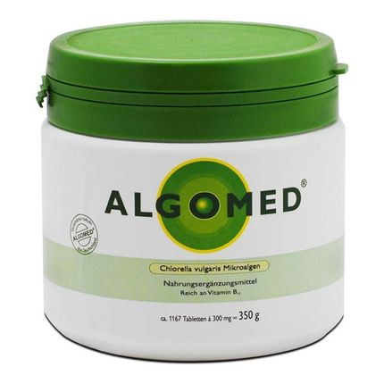 Algomed Chlorella Algae Tablets