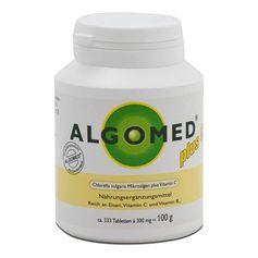 Algomed plus C, Tabletten