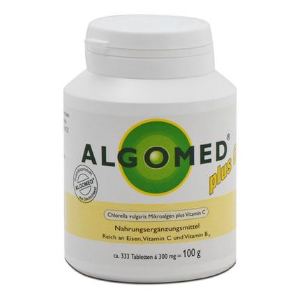 Algomed plus C, Tabletten