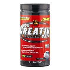 All Stars Creatine Monohydrate Capsules