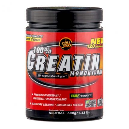 All Stars Creatine Monohydrate Powder