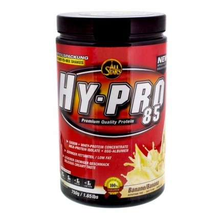 All Stars Hy-Pro 85 Banana Powder